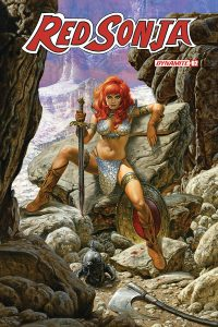 RED SONJA #2 - Cover D