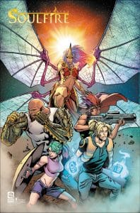 Soulfire (Vol. 7) #8 - Cover C by Andre Risso