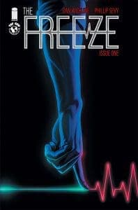 THE FREEZE #1 - Cover A