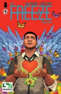 THE FREEZE #1 - Cover B