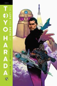 The Life and Death of Toyo Harada #1 - Cover B