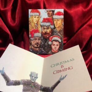 game of thrones christmas