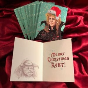 labyrinth christmas