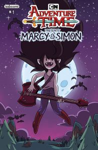 Adventure Time: Marcy & Simon #1 - Preorder Marceline Cover