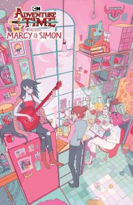 Adventure Time: Marcy & Simon #1 - Incentive Variant Cover