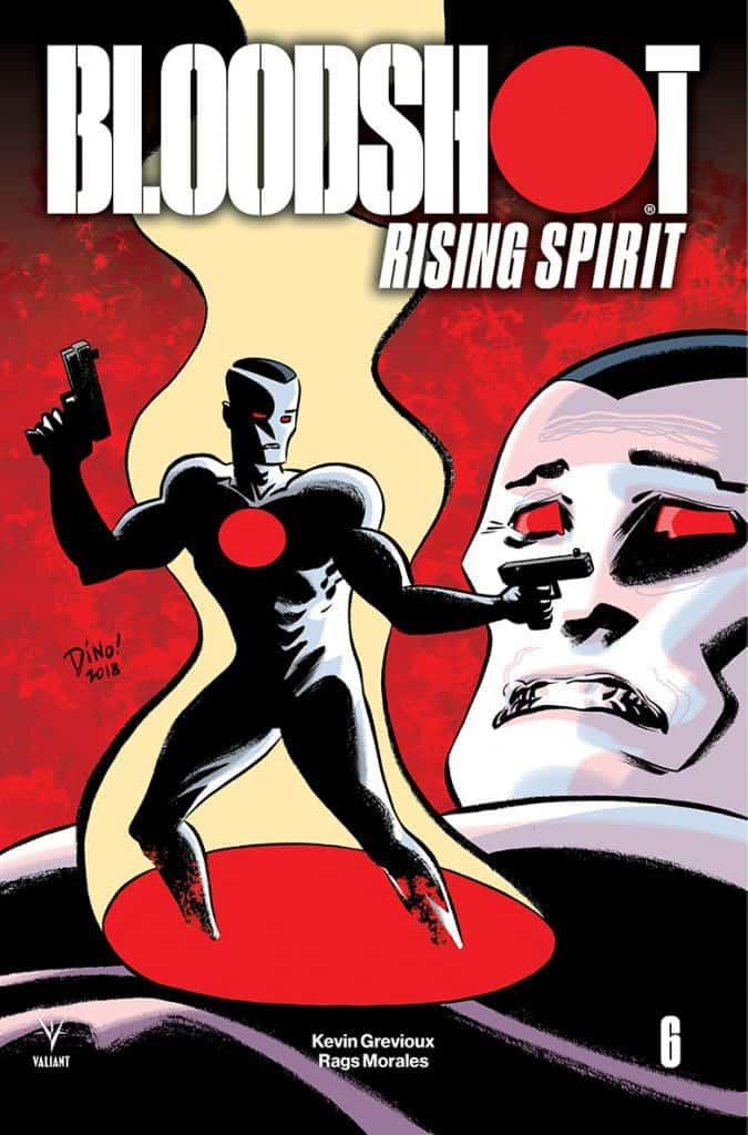 Bloodshot: Rising Spirit #6 - Cover C