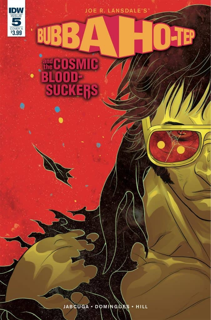 Bubba Ho-Tep and the Cosmic Blood-Suckers #5 - Cover A