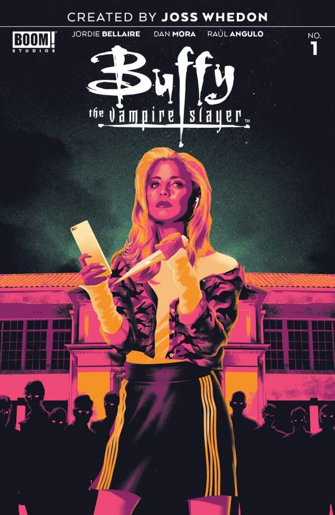 Buffy The Vampire Slayer #1 - Main Cover A