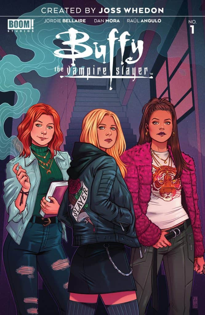 Buffy The Vampire Slayer #1 - Incentive Cover E