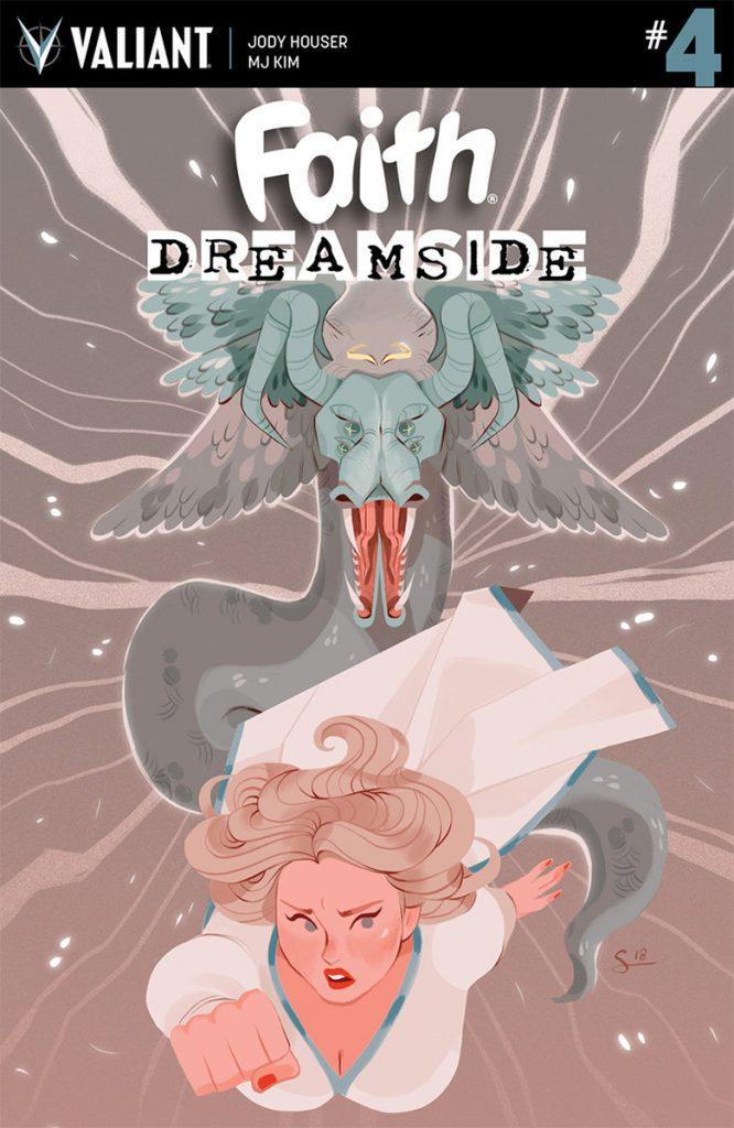 FAITH: DREAMSIDE #4 (of 4) - Cover A