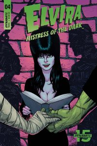 Elvira: Mistress of the Dark #4 - Cover B