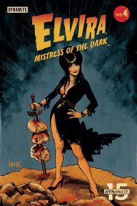 Elvira: Mistress of the Dark #4 - Cover C