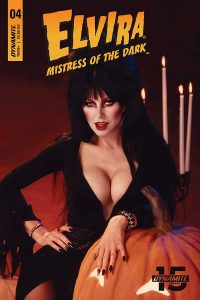 Elvira: Mistress of the Dark #4 - Cover D