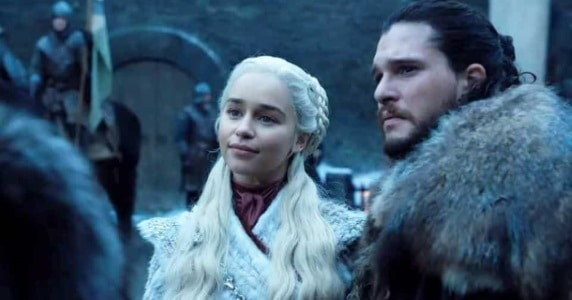 Game of Thrones first look feature