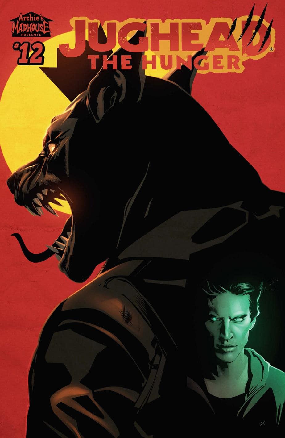 Jughead: The Hunger #12 - Variant Cover by Dennis Calero