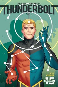 Peter Cannon: Thunderbolt #1 - Cover D
