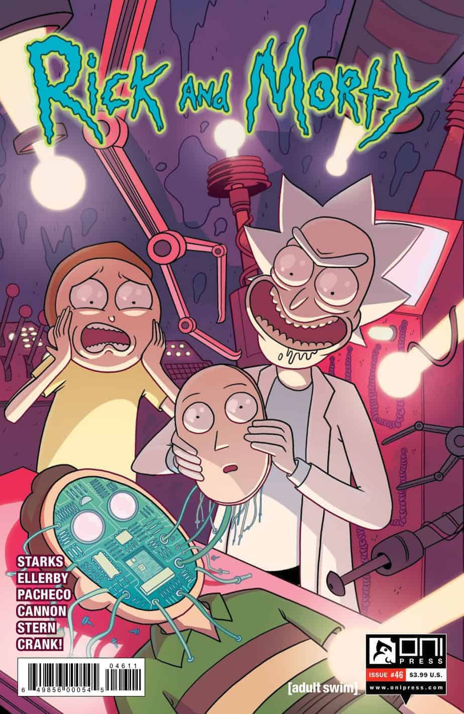 Rick and Morty™ #46 - Cover A