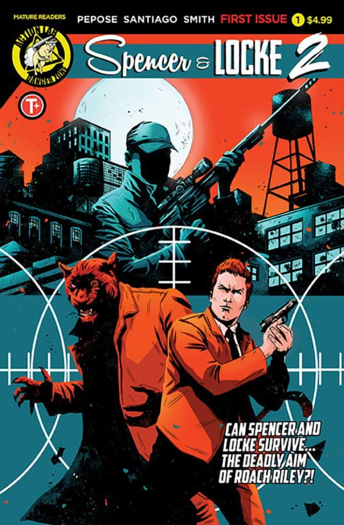 SPENCER & LOCKE 2 #1 - Cover B