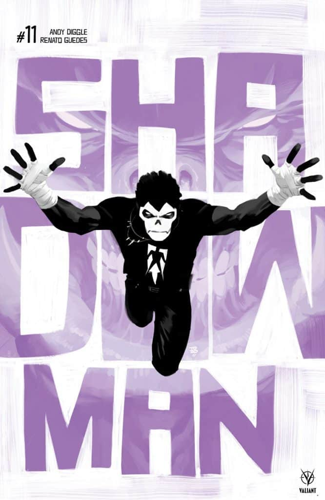 Shadowman #11 - Cover A by Tonci Zonjic