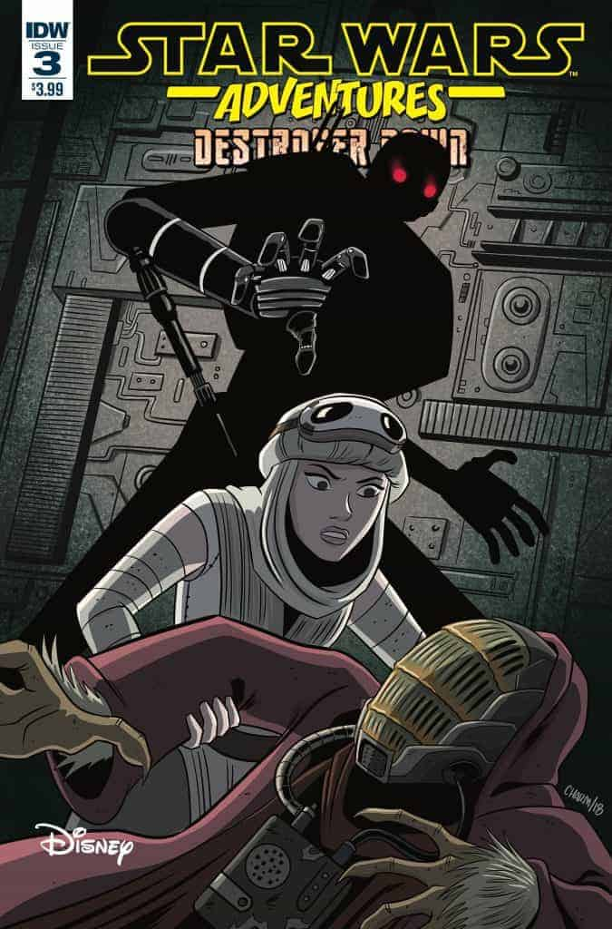 Star Wars Adventures: Destroyer Down #3 - Cover A