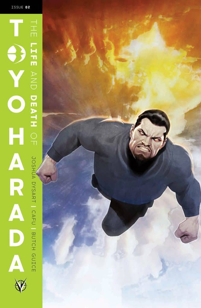 The Life and Death of Toyo Harada #2 - Cover B
