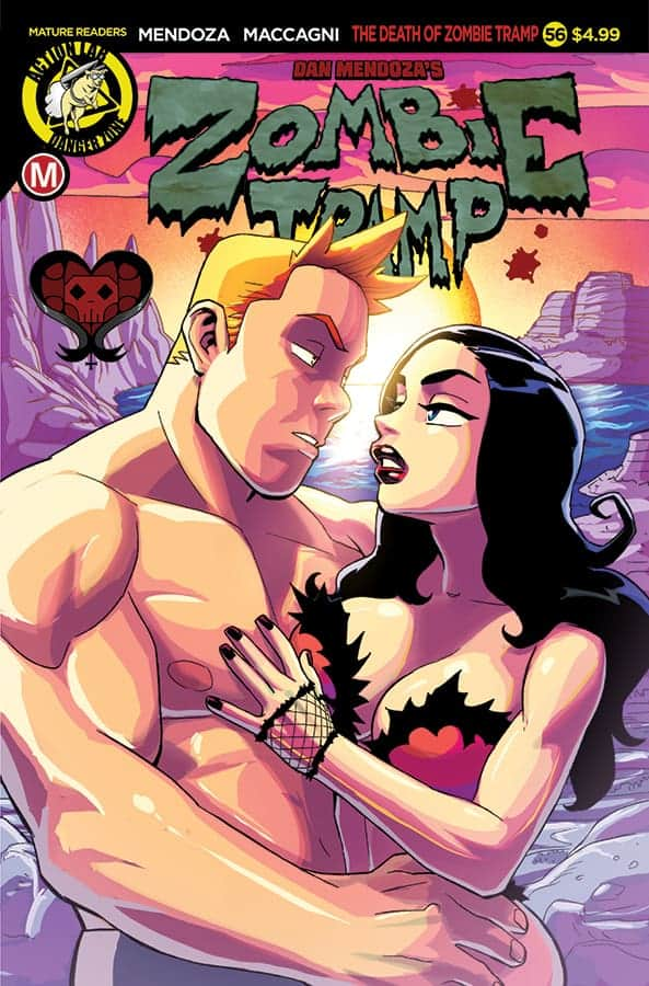 Zombie Tramp #56 - Cover A