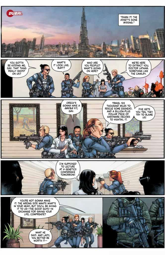 Bloodshot Rising Spirit #4 - preview page 2