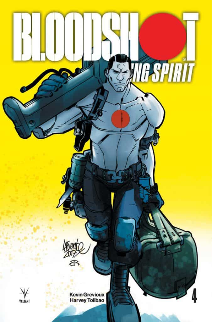 Bloodshot Rising Spirit #4 - Cover B