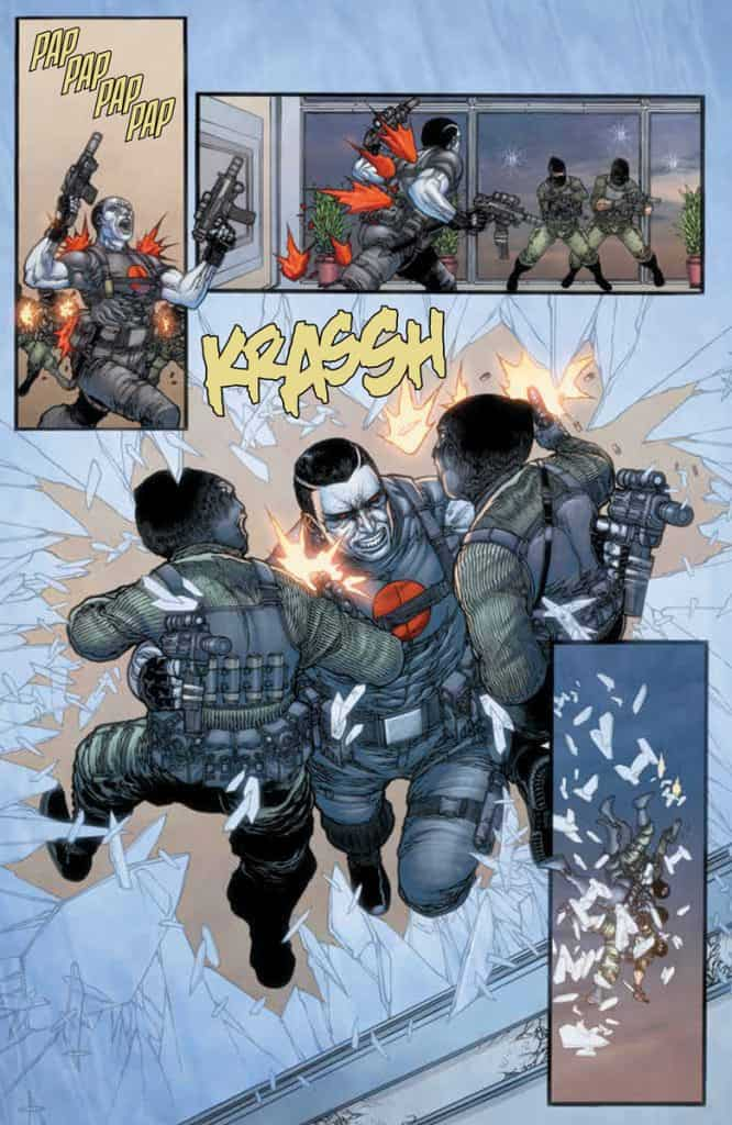 Bloodshot Rising Spirit #4 - preview page 5