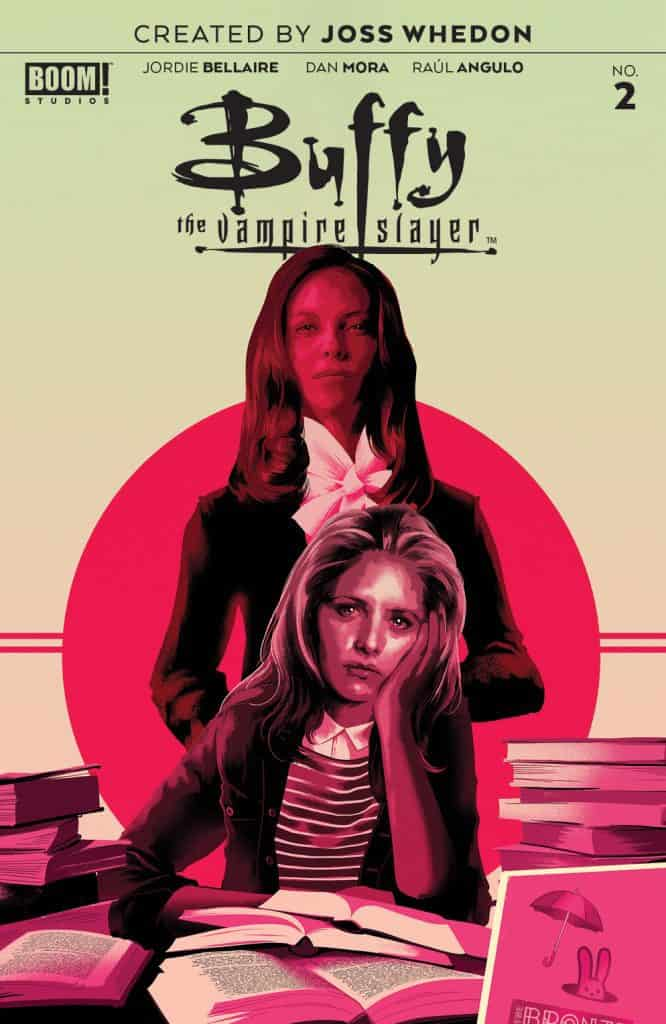 Buffy The Vampire Slayer #2 - Cover A