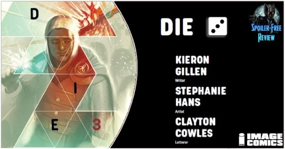 DIE #3 review feature