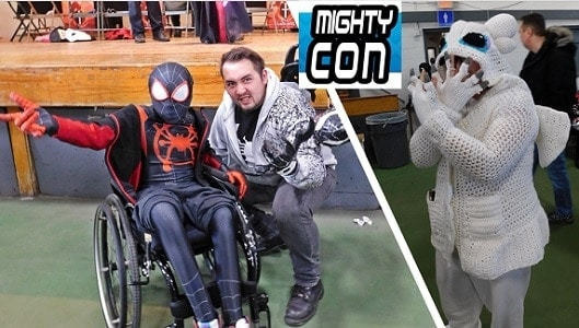 Dupage Comic Con feature