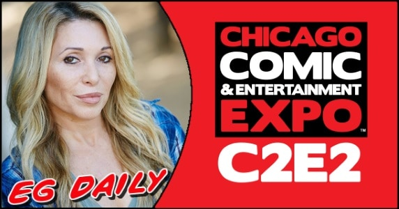 EG Daily at C2E2 feature