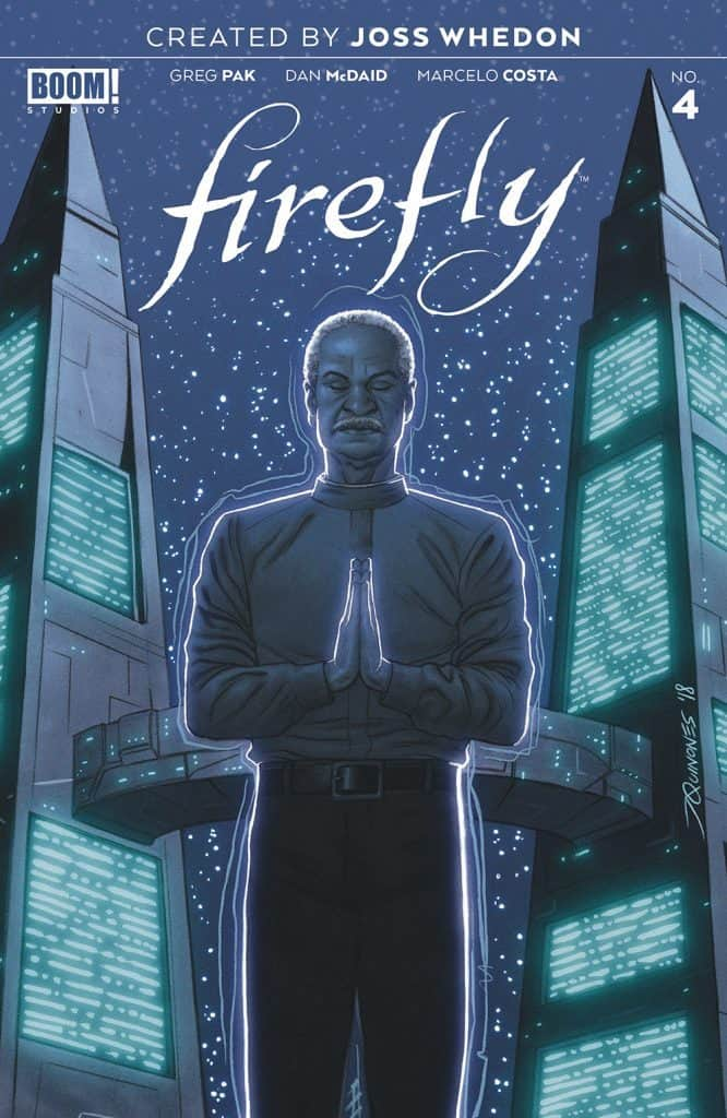 Firefly #4 - Cover B (Preorder)