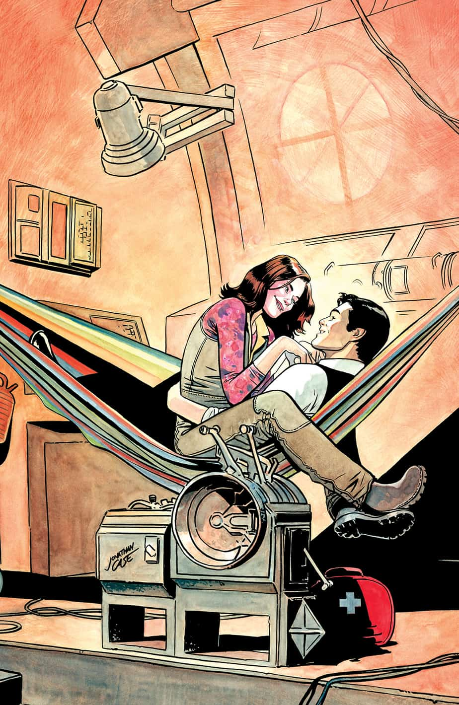 Firefly #4 - Incentive Cover F