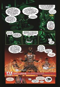 Identity Stunt #1 preview page 1