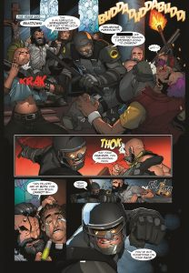 Identity Stunt #1 preview page 2