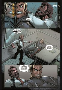 Identity Stunt #2 preview page 2