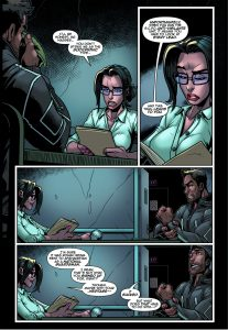 Identity Stunt #2 preview page 5