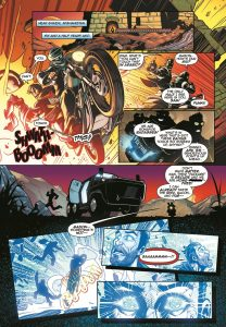 Identity Stunt #3 preview page 1