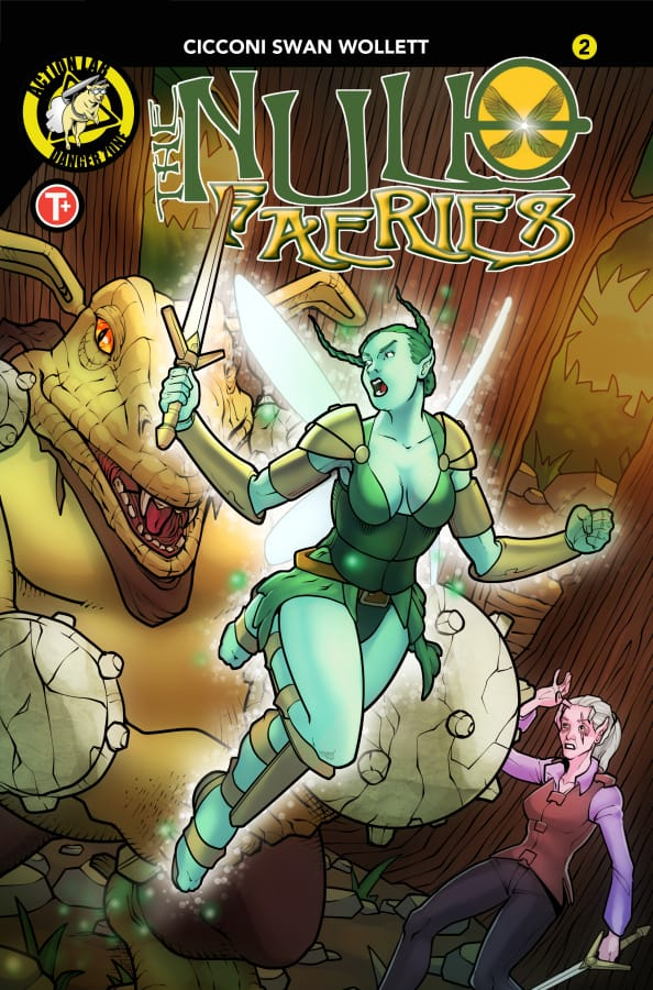 The Null Faeries #2 - Cover A