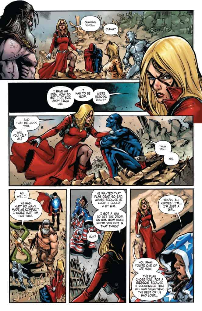 Project Superpowers #6 - preview page 4
