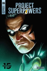 Project Superpowers #6 - Cover D
