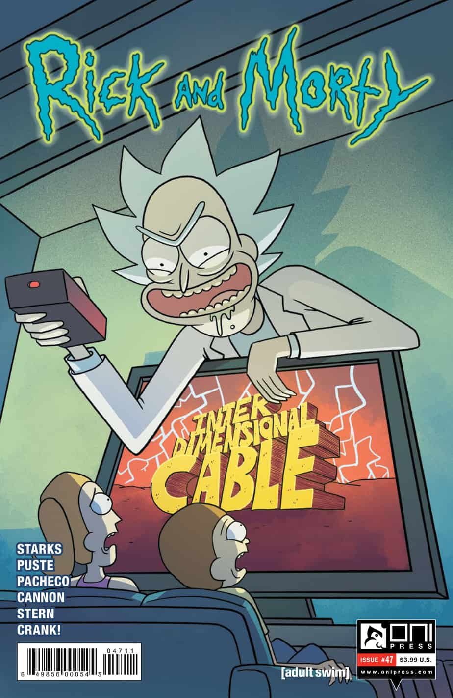 Rick and Morty™ #47 - Cover A