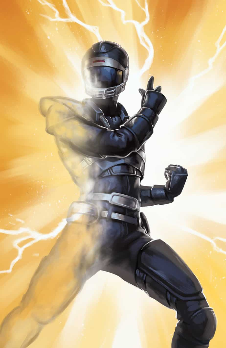 MIGHTY MORPHIN POWER RANGERS #36 - Incentive Cover