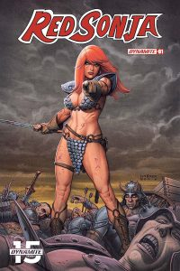 Red Sonja (Vol.5) #1 - Cover B