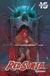 Red Sonja (Vol.5) #1 - Cover C