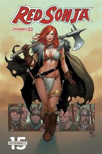 Red Sonja (Vol.5) #1 - Cover D