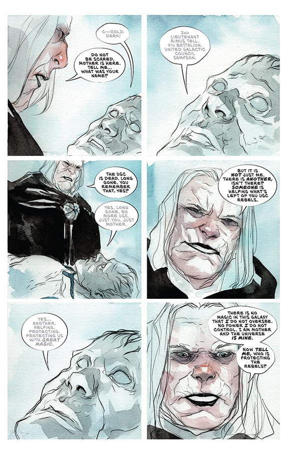 Ascender #1 – preview page 2