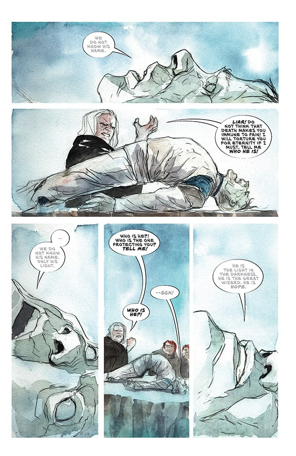 Ascender #1 – preview page 3